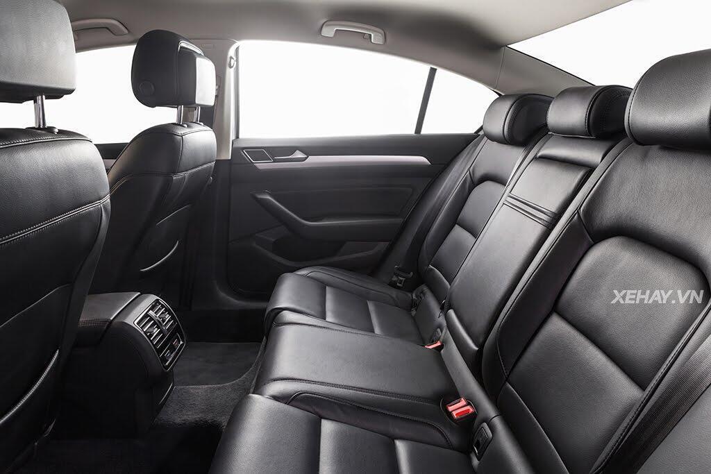 Volkswagen Passat Bluemotion - Làn gió lạ từ nước Đức - Hình 24