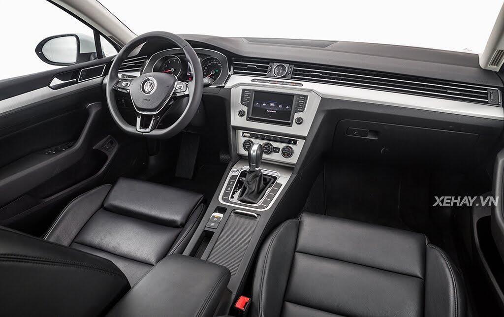 Volkswagen Passat Bluemotion - Làn gió lạ từ nước Đức - Hình 25