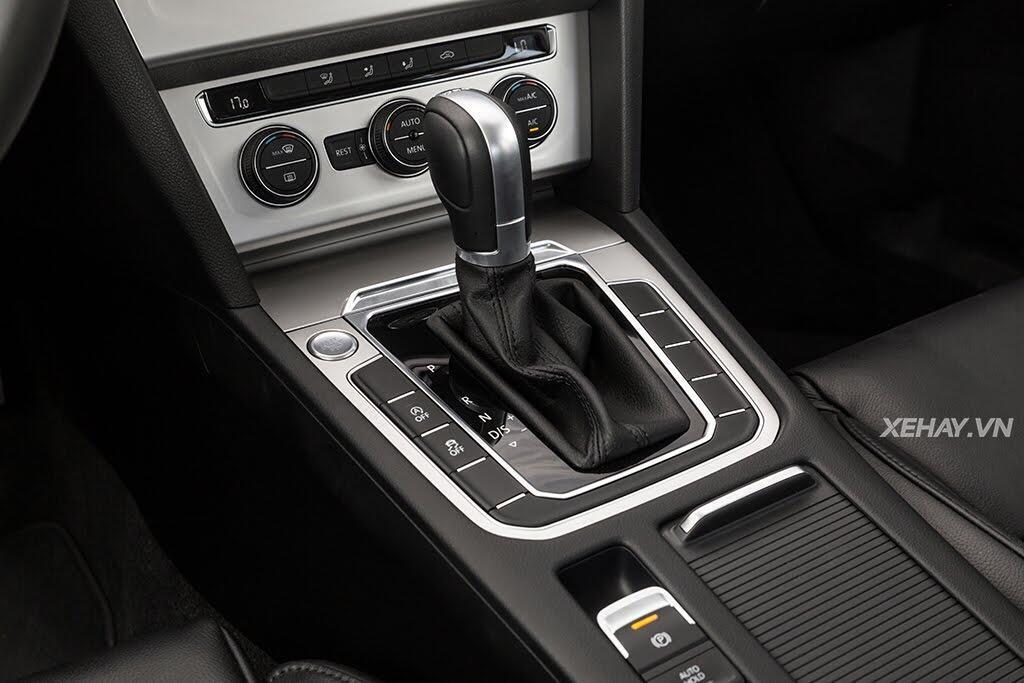 Volkswagen Passat Bluemotion - Làn gió lạ từ nước Đức - Hình 26