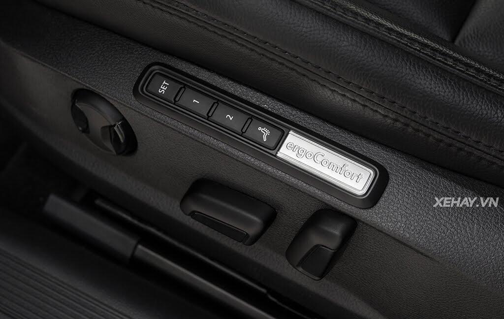 Volkswagen Passat Bluemotion - Làn gió lạ từ nước Đức - Hình 30