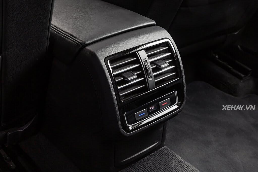 Volkswagen Passat Bluemotion - Làn gió lạ từ nước Đức - Hình 31