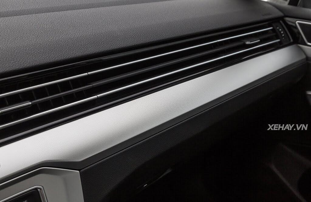 Volkswagen Passat Bluemotion - Làn gió lạ từ nước Đức - Hình 36