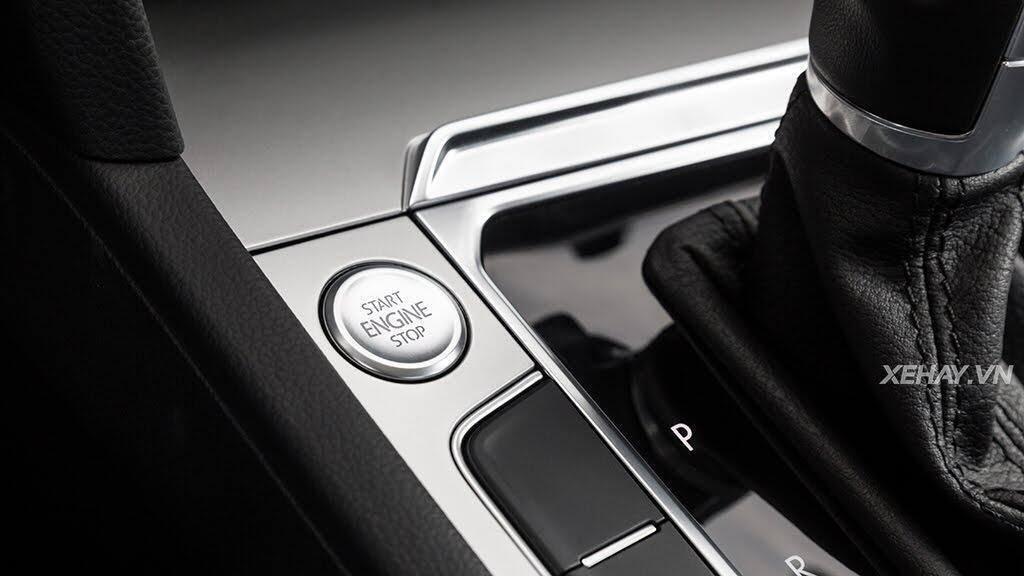Volkswagen Passat Bluemotion - Làn gió lạ từ nước Đức - Hình 37