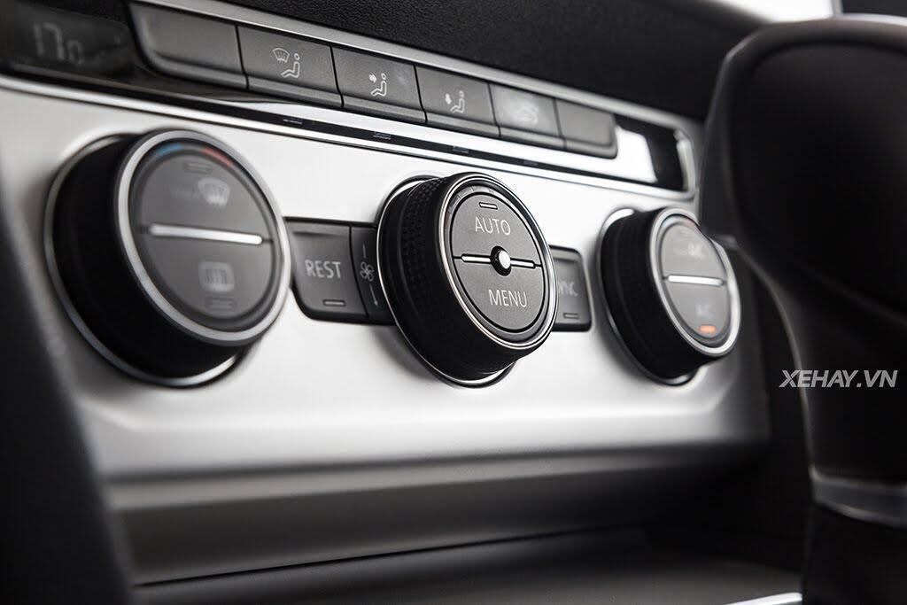 Volkswagen Passat Bluemotion - Làn gió lạ từ nước Đức - Hình 39
