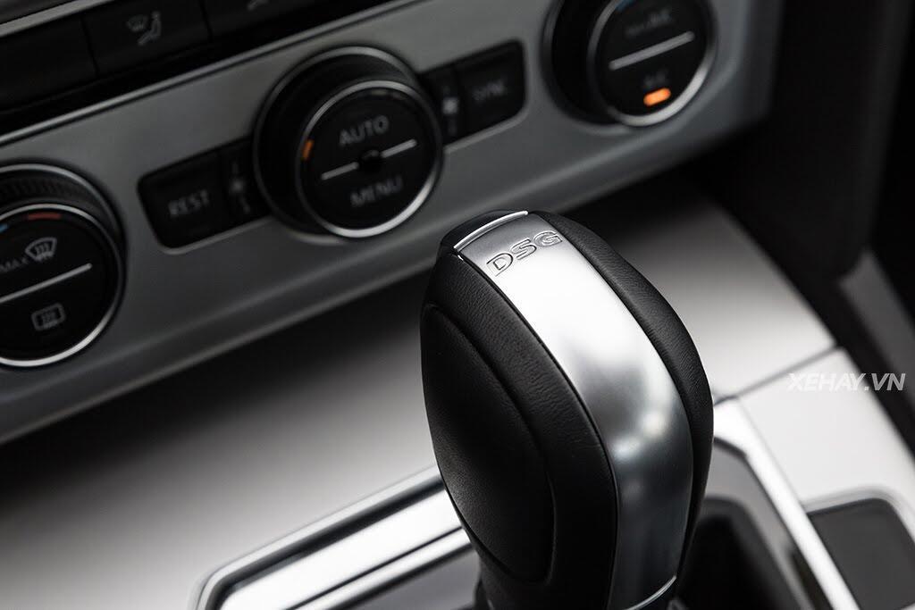 Volkswagen Passat Bluemotion - Làn gió lạ từ nước Đức - Hình 43