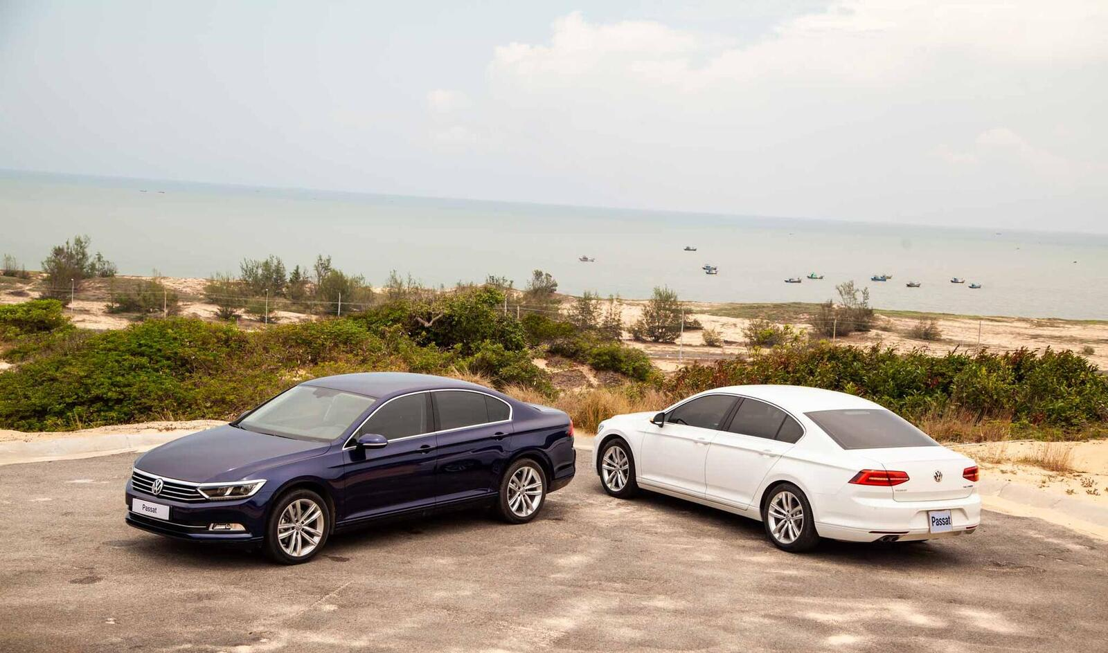 Volkswagen Passat Bluemotion: Lựa chọn xe Đức duy nhất trong phân khúc - Hình 16