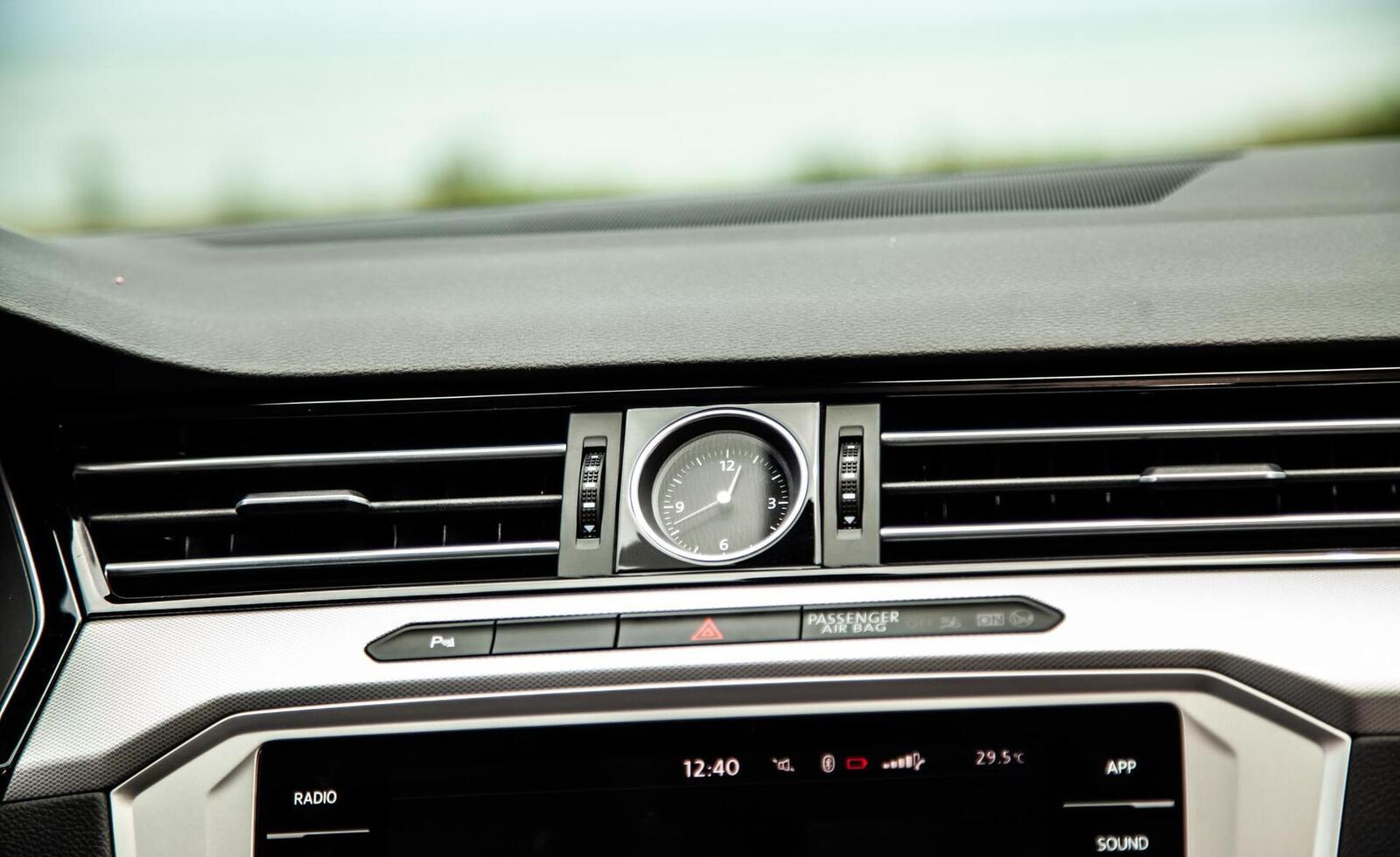 Volkswagen Passat Bluemotion: Lựa chọn xe Đức duy nhất trong phân khúc - Hình 20