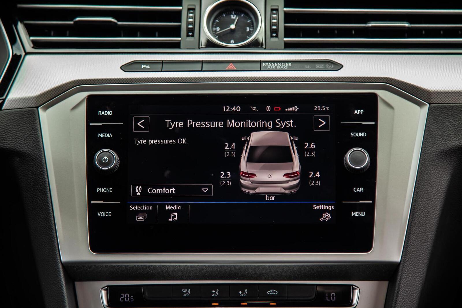 Volkswagen Passat Bluemotion: Lựa chọn xe Đức duy nhất trong phân khúc - Hình 21