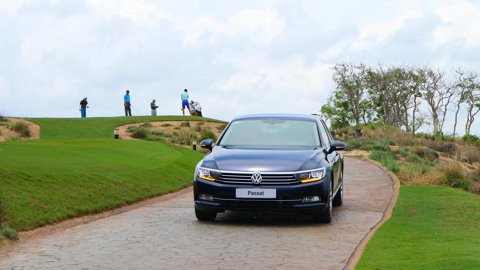 Volkswagen Passat Bluemotion: Lựa chọn xe Đức duy nhất trong phân khúc - Hình 26
