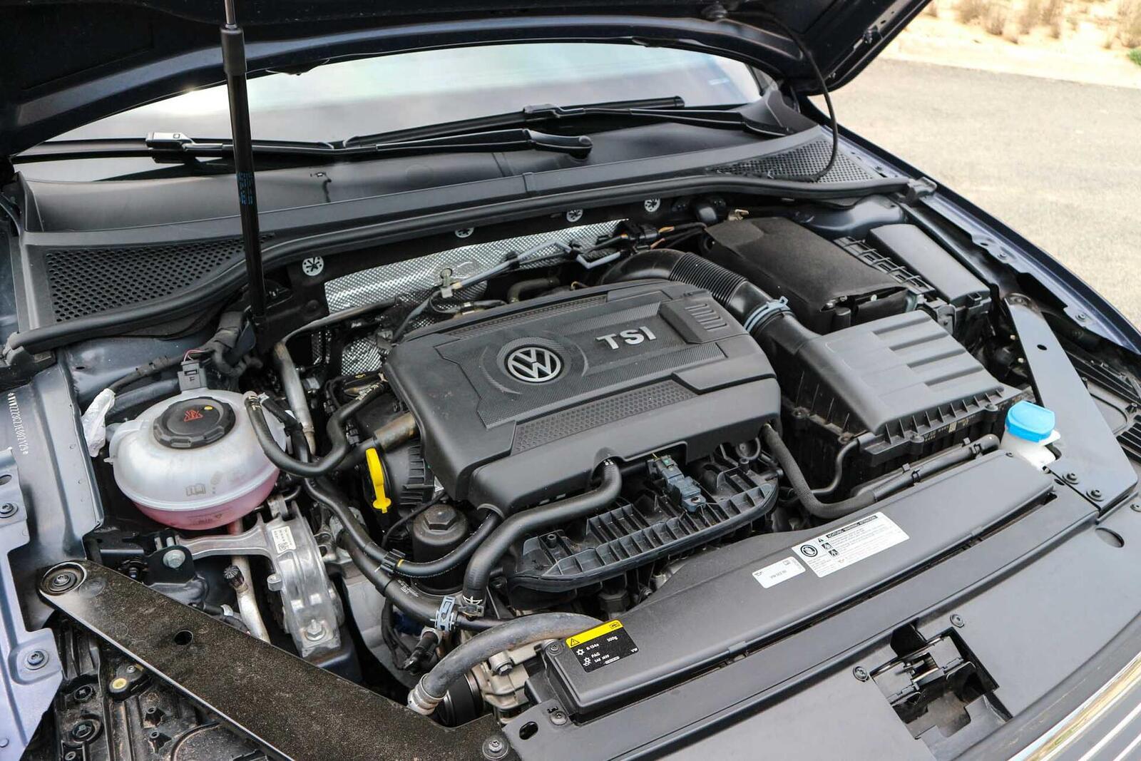 Volkswagen Passat Bluemotion: Lựa chọn xe Đức duy nhất trong phân khúc - Hình 4