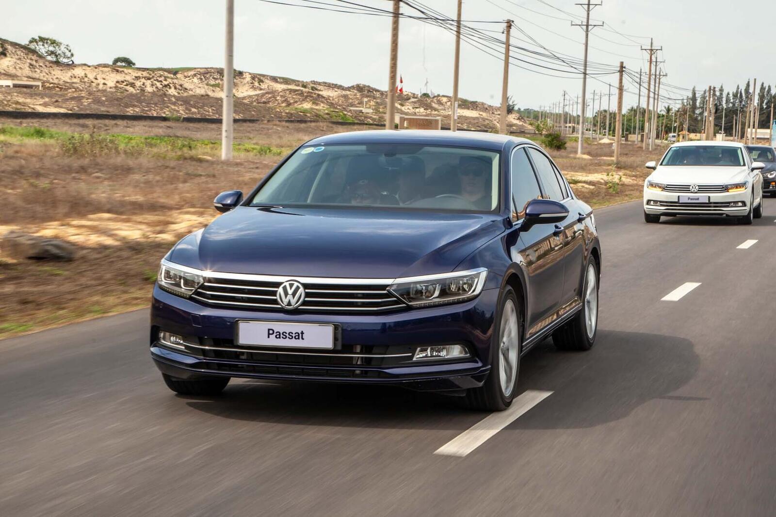 Volkswagen Passat Bluemotion: Lựa chọn xe Đức duy nhất trong phân khúc - Hình 5