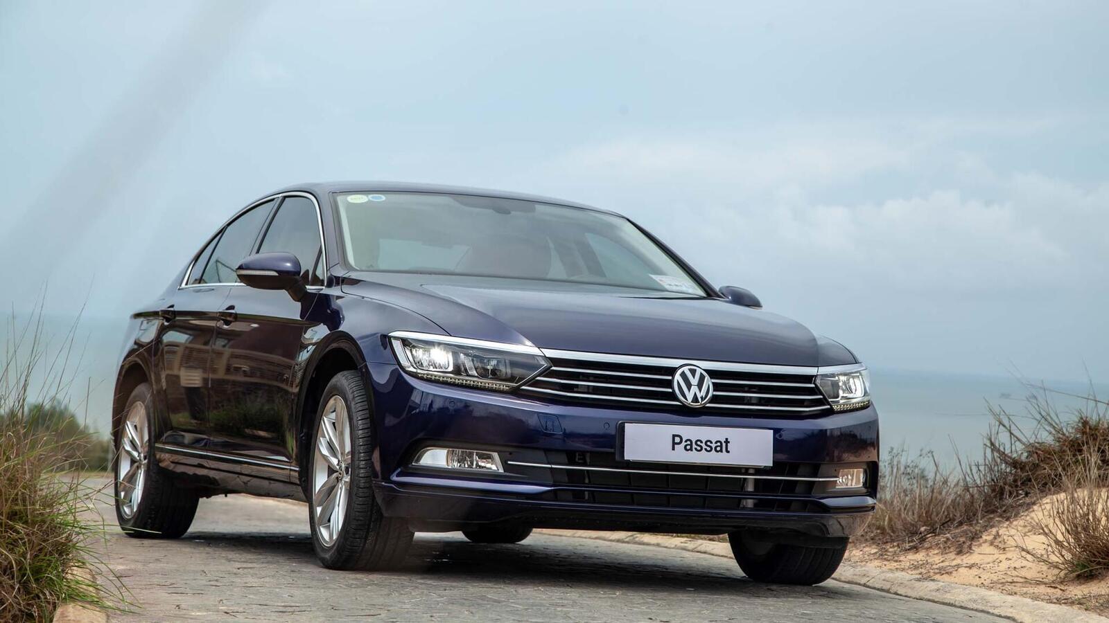 Volkswagen Passat Bluemotion: Lựa chọn xe Đức duy nhất trong phân khúc - Hình 8
