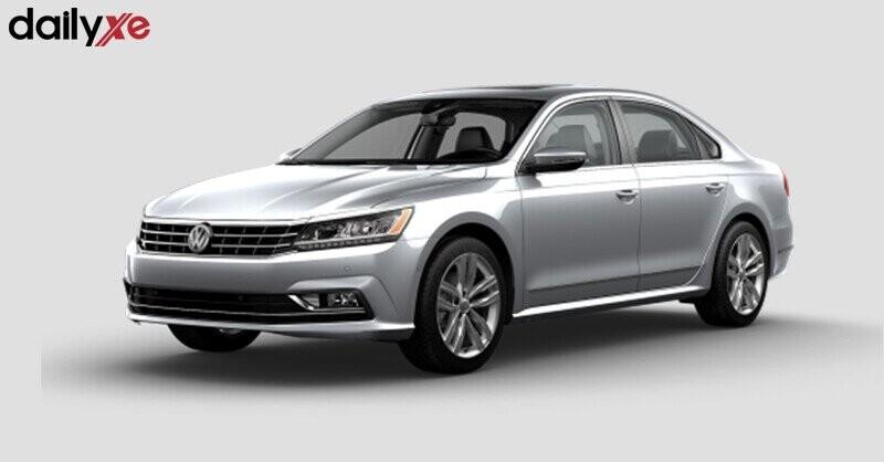 Tổng quan Volkswagen Passat