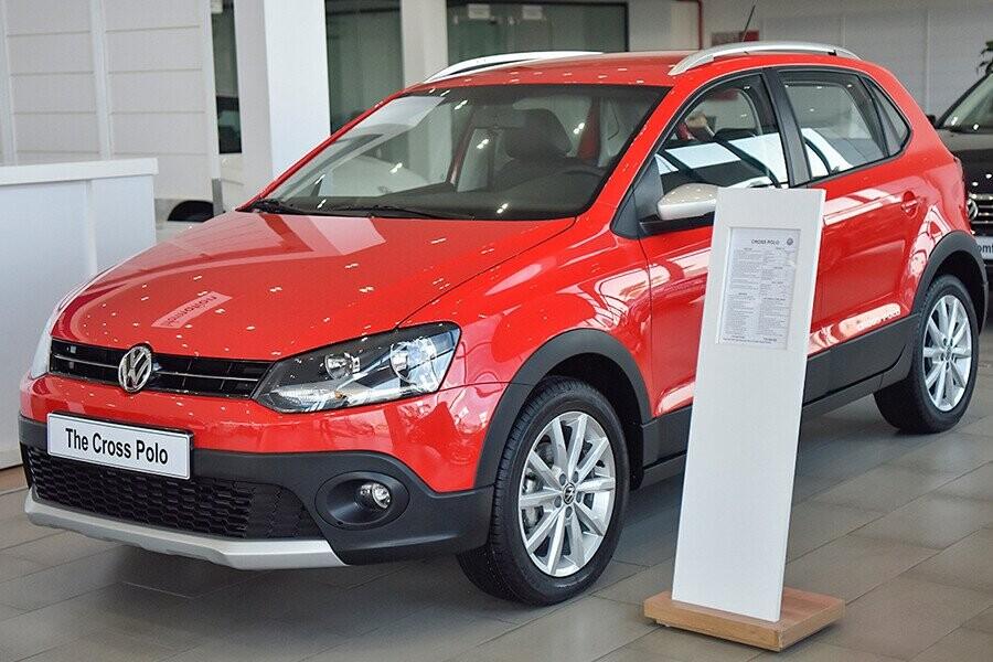 Volkswagen Polo có phong cách thiết kế đơn giản và trung tính