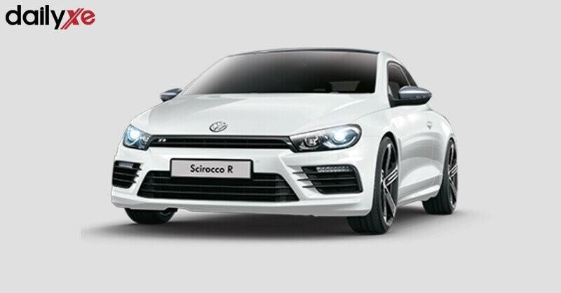 Tổng quan Volkswagen Scirocco R