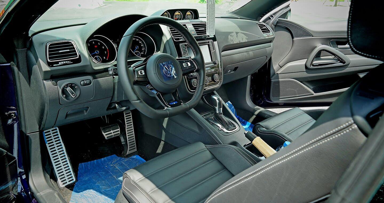 Volkswagen Scirocco R và GTS 2017 chuẩn bị ra mắt tại Việt Nam - Hình 4