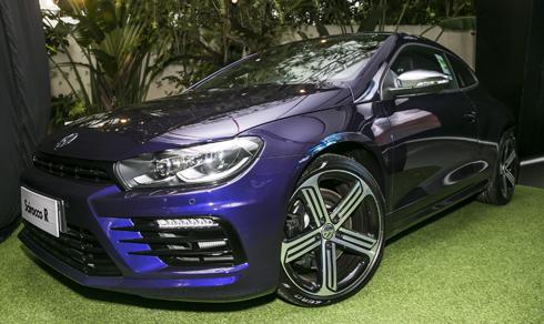 Volkswagen Scirocco trở lại Việt Nam với giá 1,62 tỷ - Hình 1