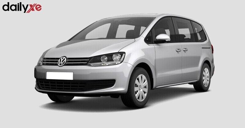 Tổng quan Volkswagen Sharan