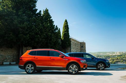 Volkswagen Tiguan 7 chỗ sắp về Việt Nam - Hình 1