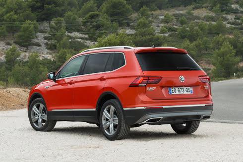 Volkswagen Tiguan 7 chỗ sắp về Việt Nam - Hình 2