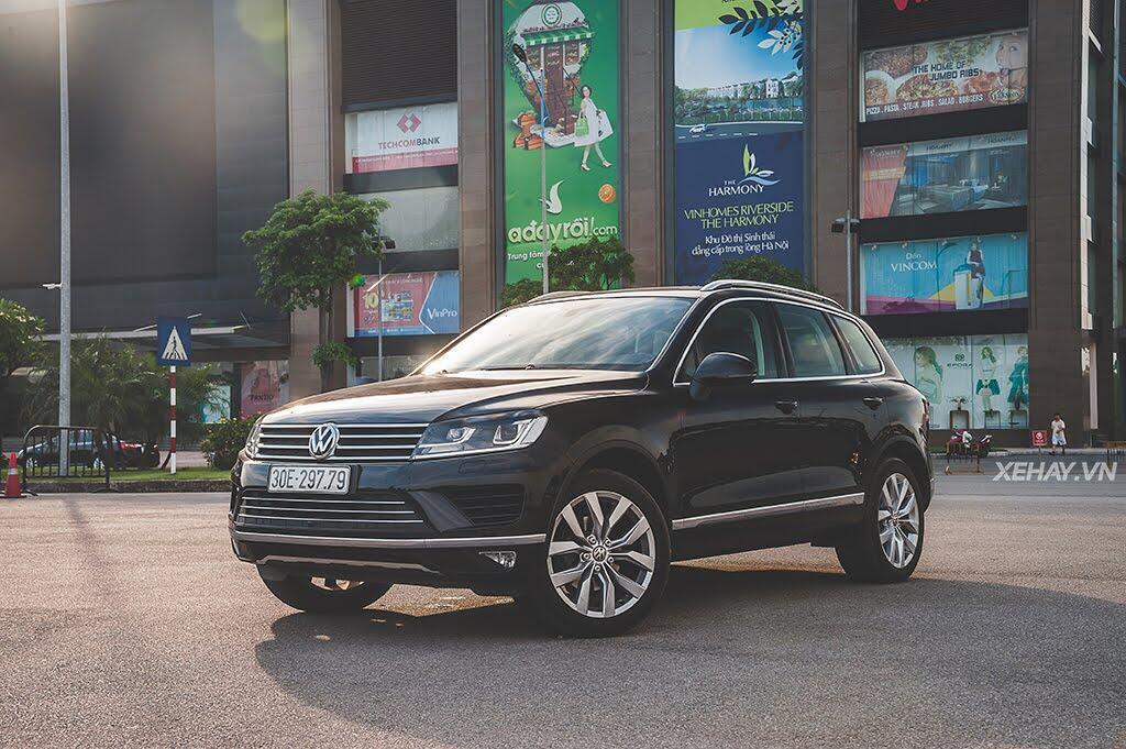 Volkswagen Touareg - Đậm chất Đức - Hình 1
