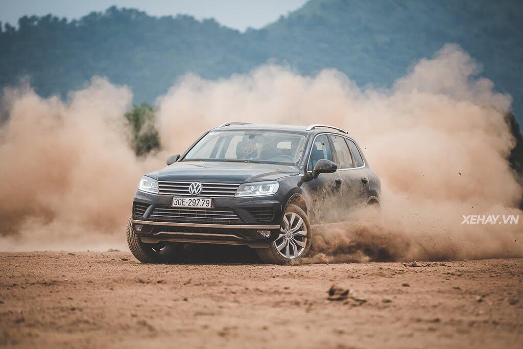 Volkswagen Touareg - Đậm chất Đức - Hình 2