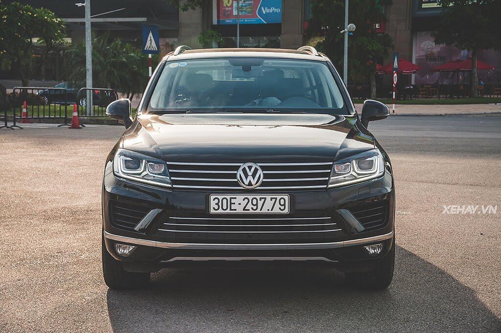 Volkswagen Touareg - Đậm chất Đức - Hình 3