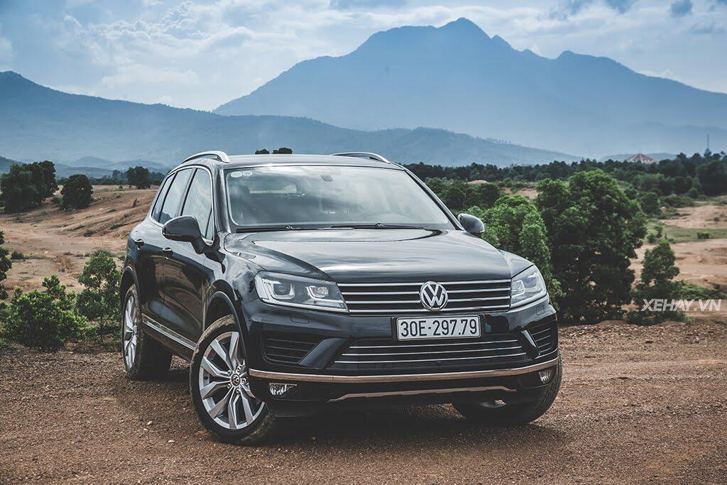 Volkswagen Touareg - Đậm chất Đức - Hình 4