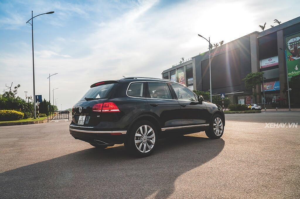 Volkswagen Touareg - Đậm chất Đức - Hình 6