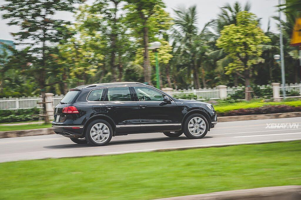 Volkswagen Touareg - Đậm chất Đức - Hình 7