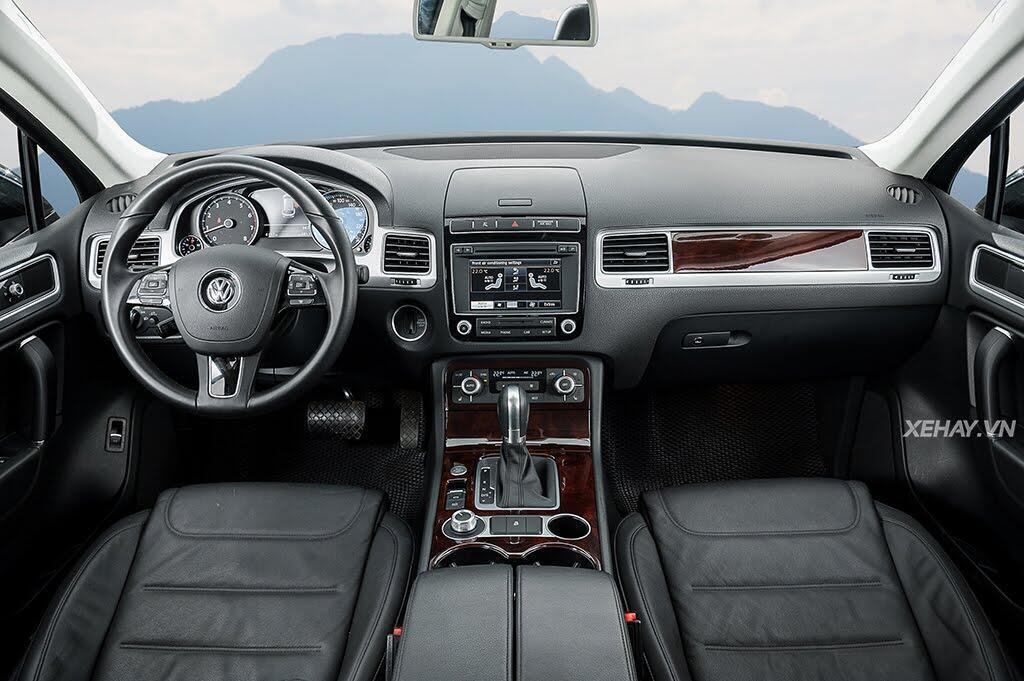 Volkswagen Touareg - Đậm chất Đức - Hình 8