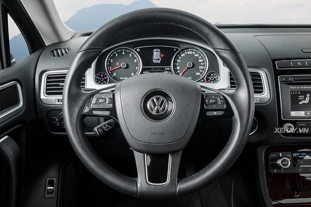 Volkswagen Touareg - Đậm chất Đức - Hình 9