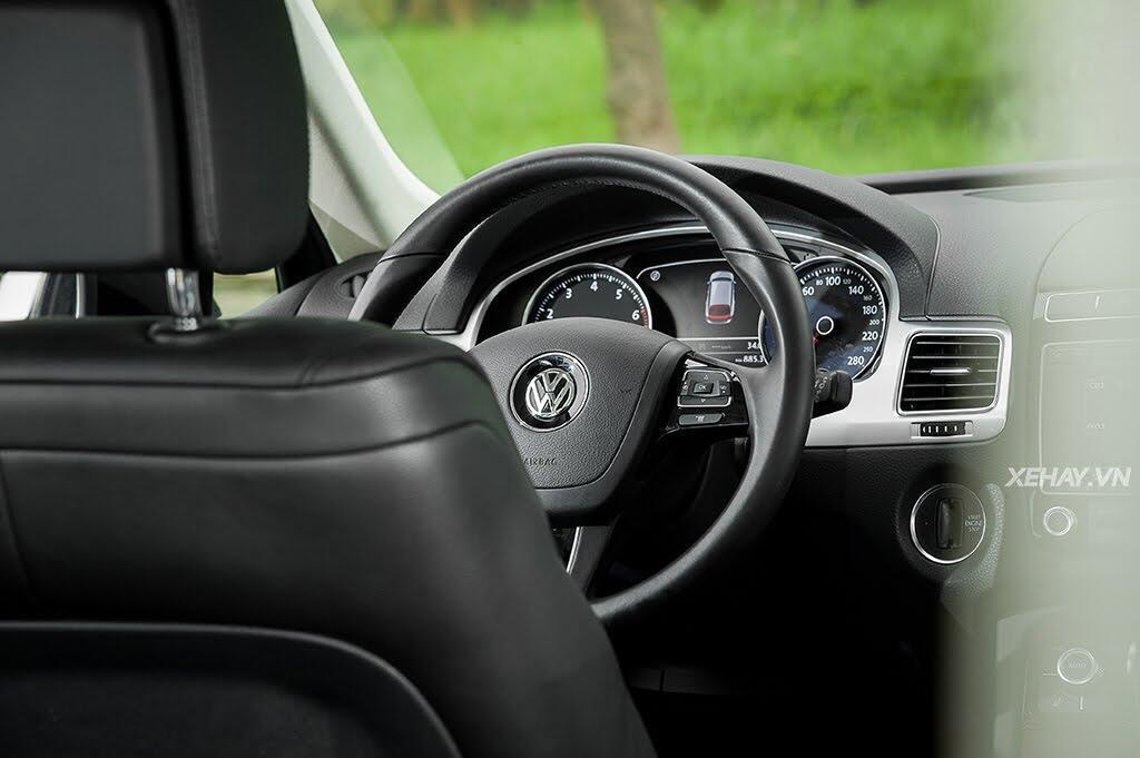 Volkswagen Touareg - Đậm chất Đức - Hình 10