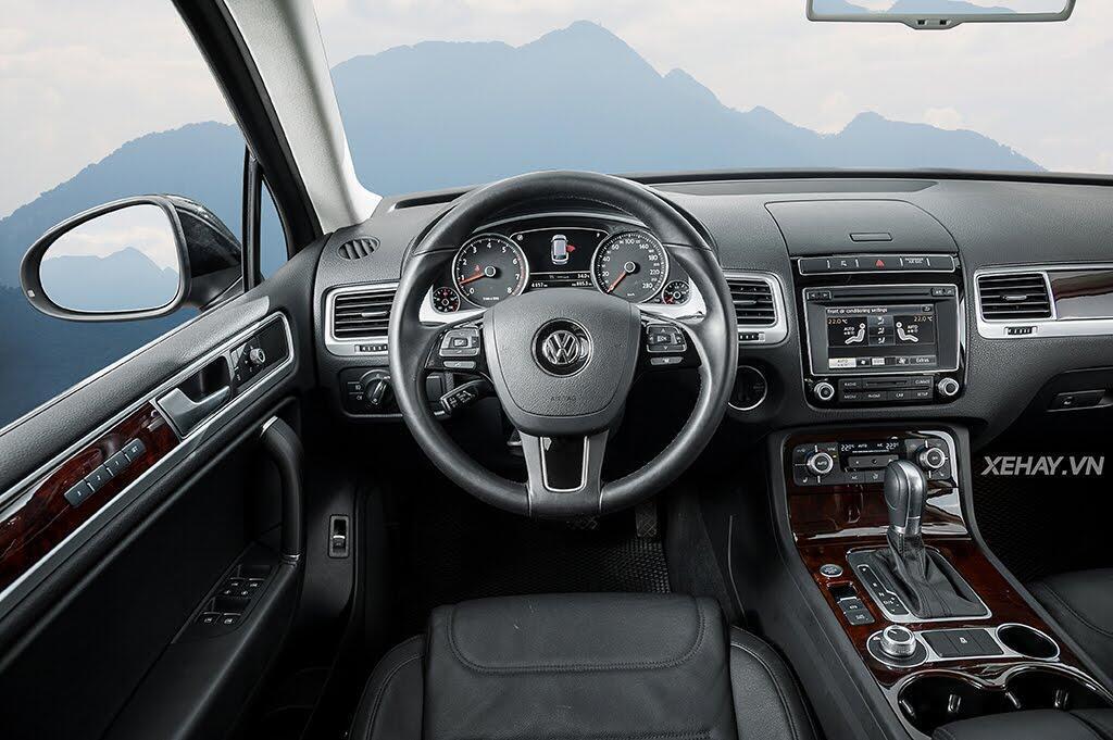Volkswagen Touareg - Đậm chất Đức - Hình 11