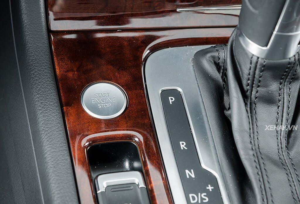 Volkswagen Touareg - Đậm chất Đức - Hình 12