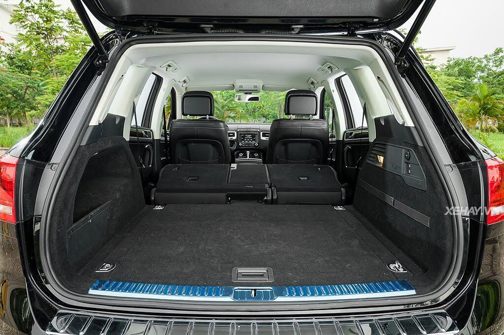 Volkswagen Touareg - Đậm chất Đức - Hình 14