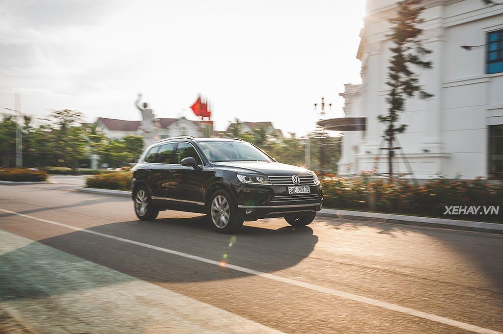 Volkswagen Touareg - Đậm chất Đức - Hình 15