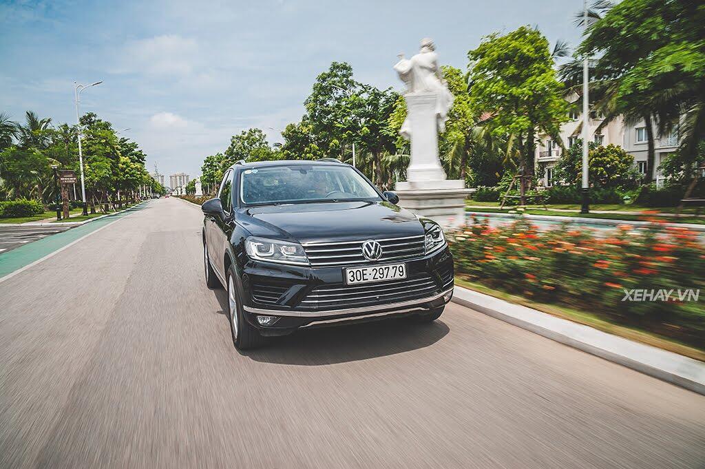 Volkswagen Touareg - Đậm chất Đức - Hình 16