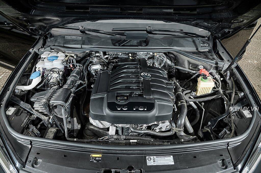 Volkswagen Touareg - Đậm chất Đức - Hình 18