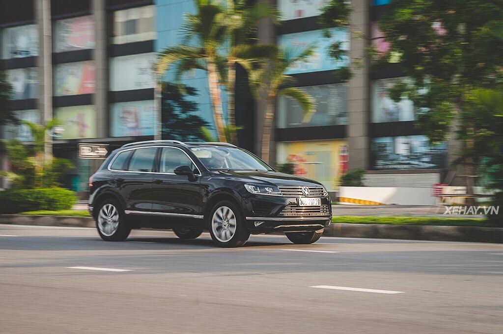 Volkswagen Touareg - Đậm chất Đức - Hình 20