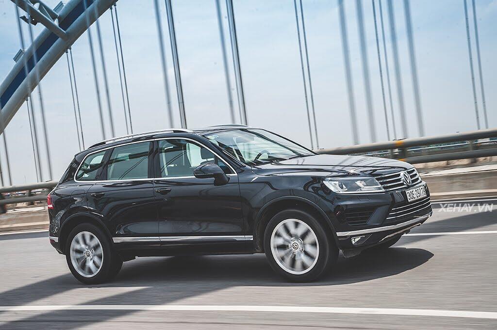 Volkswagen Touareg - Đậm chất Đức - Hình 22
