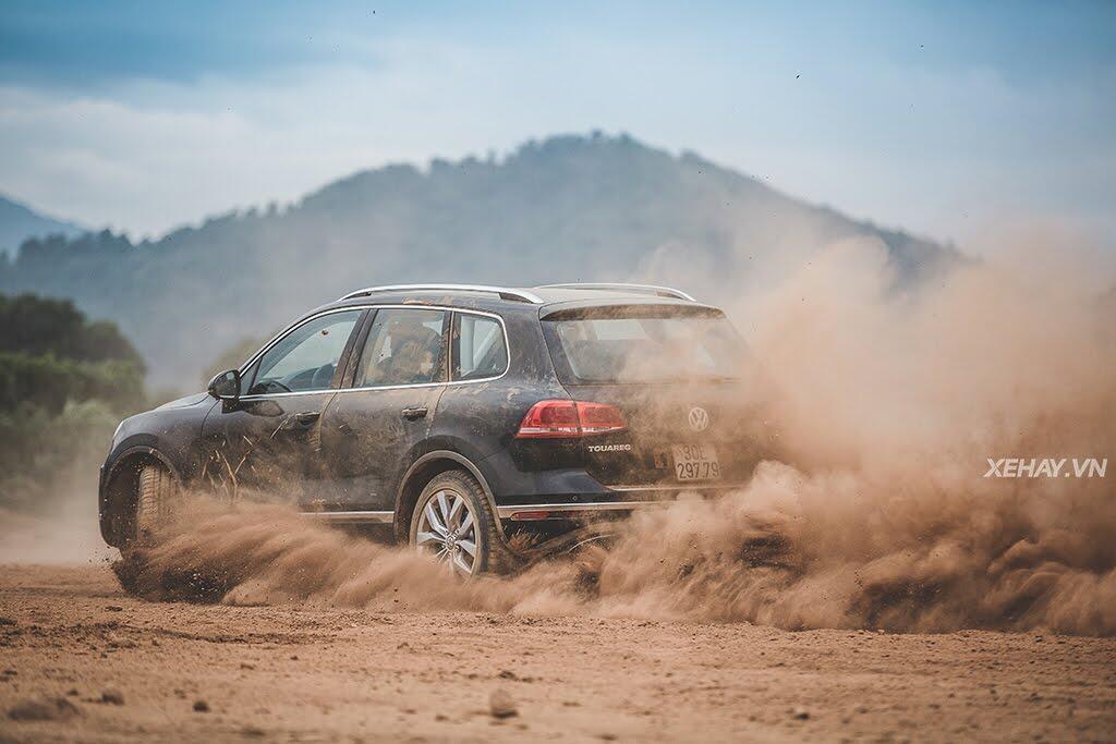 Volkswagen Touareg - Đậm chất Đức - Hình 24