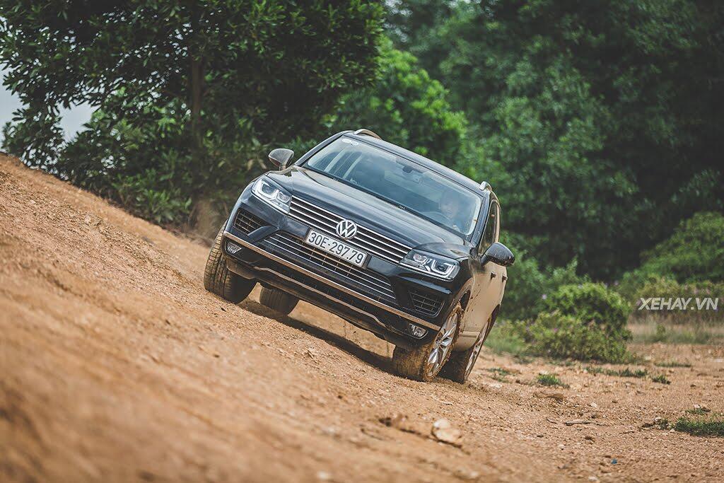 Volkswagen Touareg - Đậm chất Đức - Hình 25