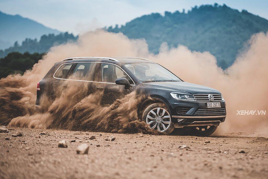 Volkswagen Touareg - Đậm chất Đức - Hình 26