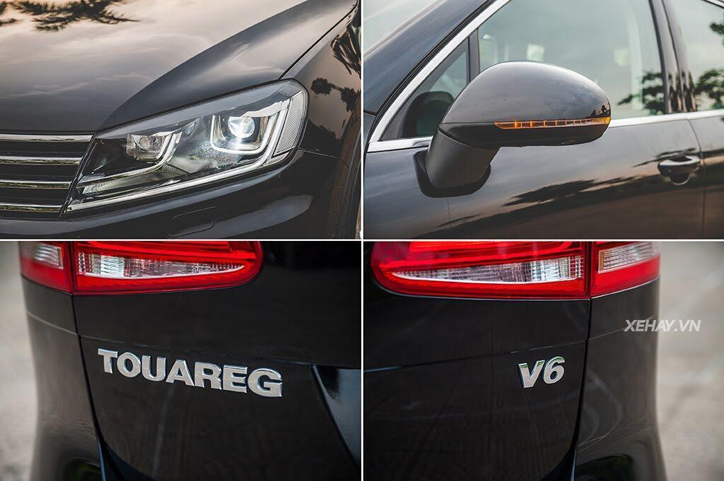 Volkswagen Touareg - Đậm chất Đức - Hình 29