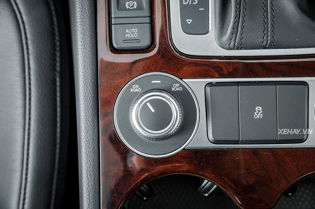 Volkswagen Touareg - Đậm chất Đức - Hình 32