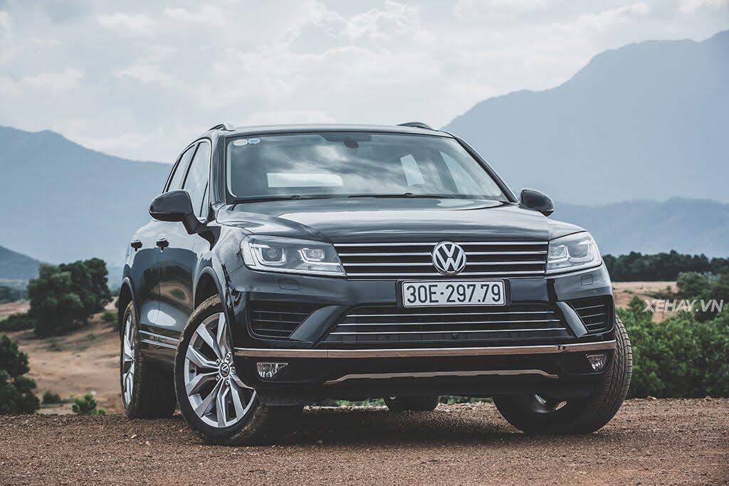 Volkswagen Touareg - Đậm chất Đức - Hình 38