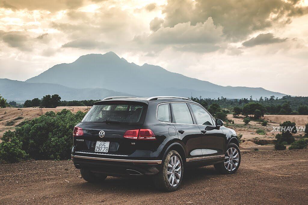 Volkswagen Touareg - Đậm chất Đức - Hình 39