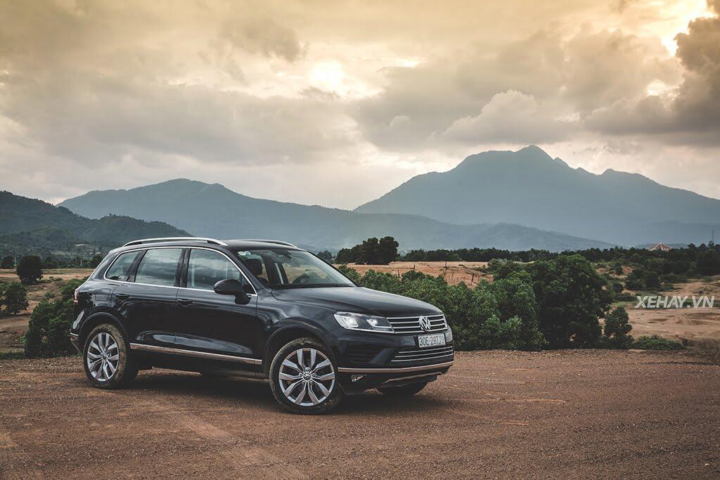 Volkswagen Touareg - Đậm chất Đức - Hình 40