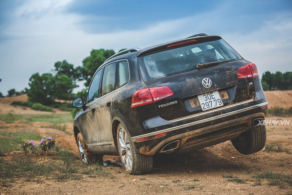 Volkswagen Touareg - Đậm chất Đức - Hình 42